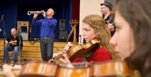 WEEPERS CIRCUS : atelier d'écriture – école de musique