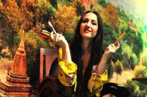 CÉLINE RIGHI-SCHAUB  : ateliers d'écriture